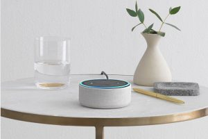 Amazon Echo & Echo Dot - Echo Dot zuhause