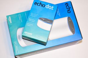 Amazon Echo & Echo Dot - Unboxing - Originalverpackung