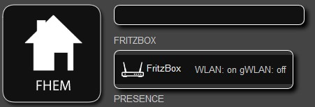 FritzBox in FHEM einbinden